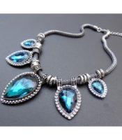 Magic Blue ogrlica