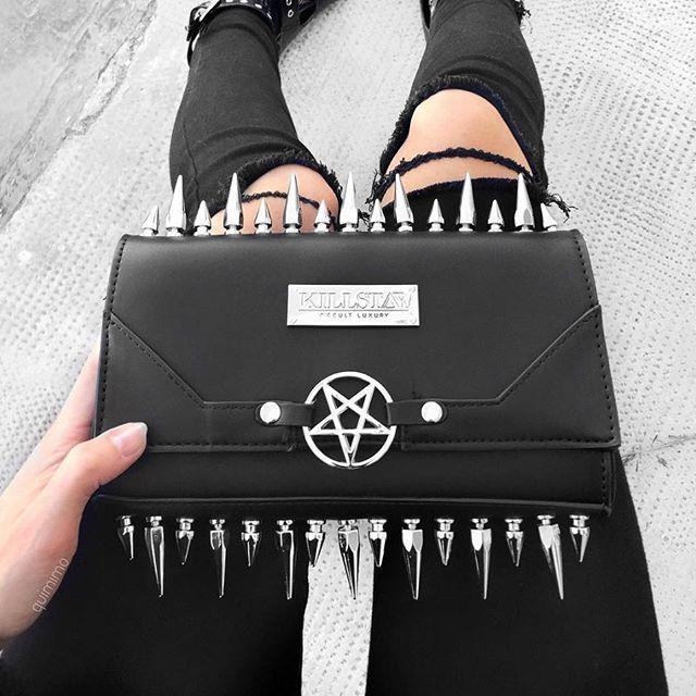 """""""She devil"""" torbica by Killstar"""