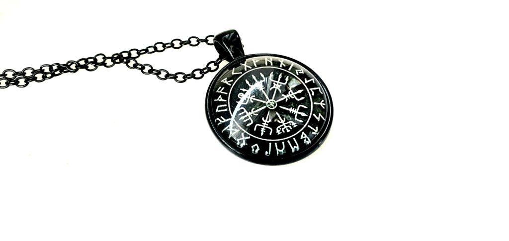 """Viking compass"" ogrlica"