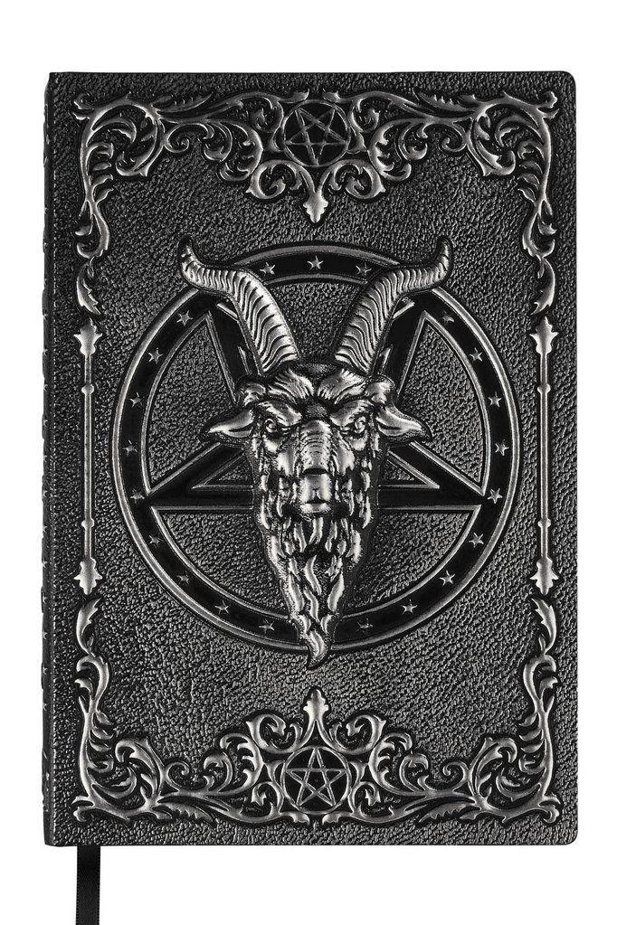 """Book of the beast"" 3d planer/dnevnik"