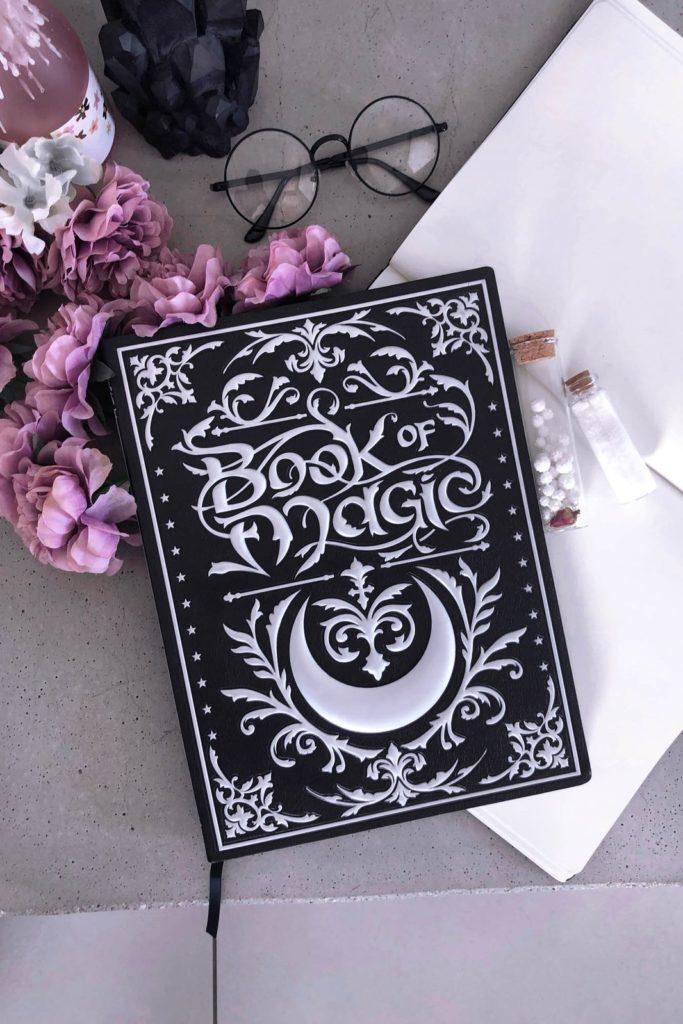 """Book Of Magic"" 3D planer/dnevnik"